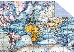 URSUS Tonzeichenpapier Maps 130 g/m2 11753299