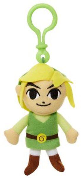 Nintendo Plüsch Clip Anhänger Link MER1016