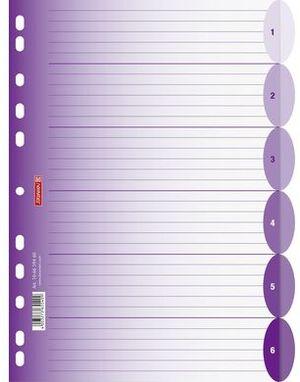 BRUNNEN Register A4 Colour Code 106659460