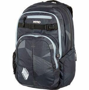 Nitro Bags Nitro Schulrucksack Chase fragments black 878014048