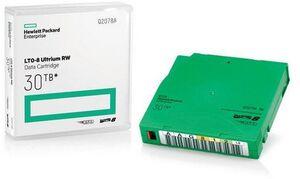 HP HPE LTO-8 ULTRIUM 30TB RW Q2078A