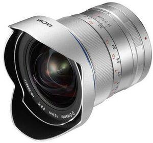 Venus Optics Laowa 12mm f/2.8 Zero-D Pentax Silber VE1228PKSIL