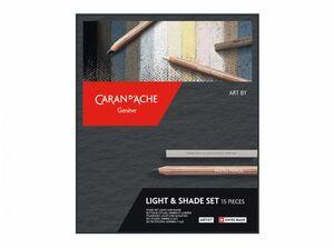 Caran d'Ache Caran d'Ache Artist ART by Licht & Schatten 776815