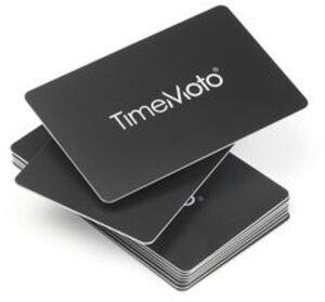 Safescan TimeMoto RFID Karten Set 25 Stück SSRF100