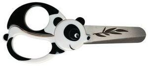 FISKARS Tierschere für Kinder Panda 3733A3