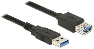 Delock USB3.0 Verlängerungskabel, 3m, A-A 85057A1