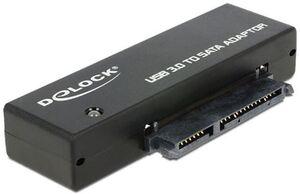 Delock 62486 Konverter USB 3.0 zu SATA 62486