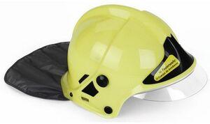 klein Toys Feuerwehr Helm mit Visier 8903