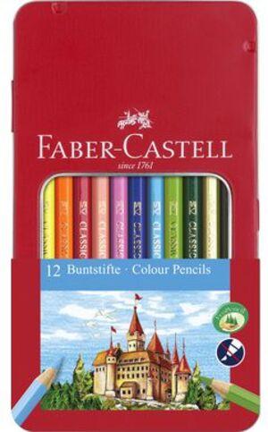 FABER-CASTELL Farbstifte Classic Colour 115801