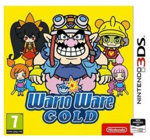 Nintendo Wario Ware Gold, 3DS/XL D 2240454