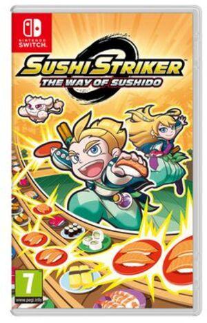 Nintendo Sushi Striker: The Way of Sushido, Switch 2523454