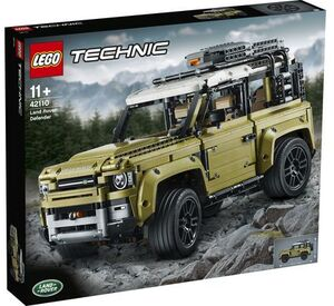 LEGO Technic Land Rover Defender 42110A4