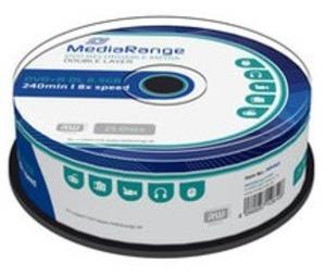 MediaRange DVD+R 8.5GB Double Layer MR469