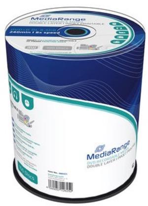 MediaRange DVD+R 8.5GB Double Layer MR471