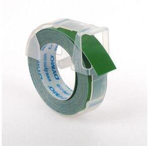 DYMO Prägeband 3D grün S0898160