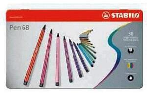 STABILO Fasermaler Pen 68 1mm 6830-6