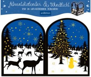 ArsEdition ARS EDITI Adventskalender 28x24cm 14489119104