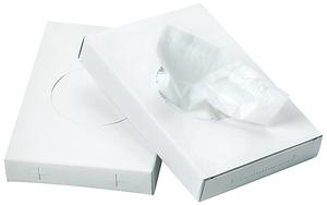 PAPYRUS Hygienebeutel 85x70x280mm 57208