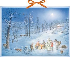 Neutral Weihnachtsüberraschung für 92615