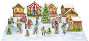 Neutral Kleine Weihnachts-Winterwelt 92348