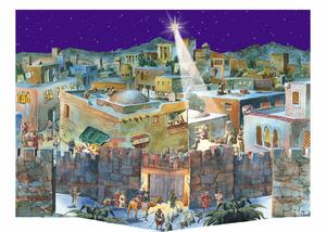 SELLMER Adventskalender 3-D RS567