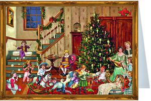 SELLMER Postkarten-Adventskalender 40776