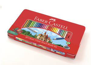 FABER-CASTELL FABER-CA. Farbstifte Classic Colour 115894