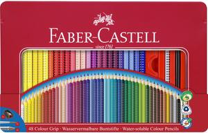 FABER-CASTELL FABER-CA. Farbstifte Colour Grip 112448