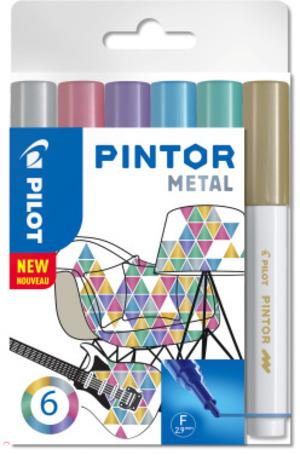 PILOT Marker Pintor Set Metallic S60517450