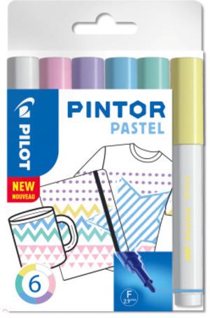 PILOT Marker Pintor Set Pastell S60517474