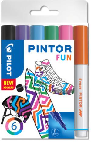 PILOT Marker Pintor Set Fun S60517429