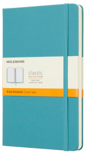 Moleskine Notizbuch L/A5 715345