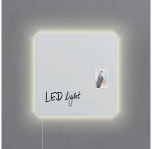 Sigel Glas-Magnetboard LED GL401