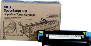 NEC NEC Toner schwarz 50015043