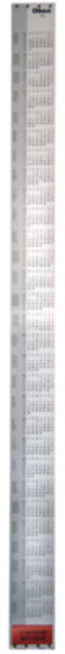 Diverse SIMPLEX Ersatzkalender 2 Jahre 5012119
