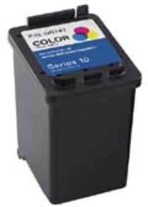 DELL DELL Tintenpatrone HY DR747 color 592-10257