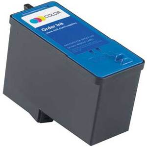 DELL Tintenpatrone HY CH884 color 592-10292