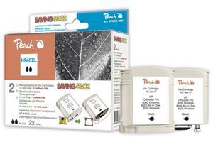 PEACH Saving Pack 940XL schwarz PI300-266