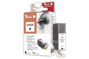 PEACH Tintenpatrone schwarz PI100-127