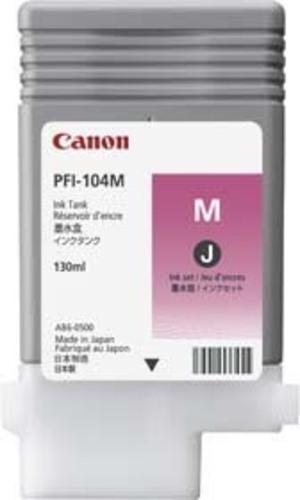 Canon Tintenpatrone magenta PFI-104M
