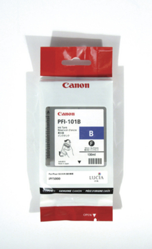 Canon Ink Cartridge PFI-101B 891B001