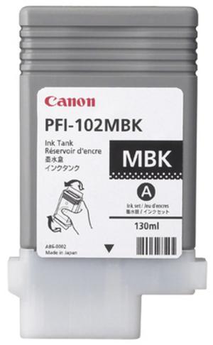Canon Ink Cart. PFI-102MATT BK 894B001