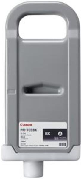 Canon Tintenpatrone schwarz PFI-703BK