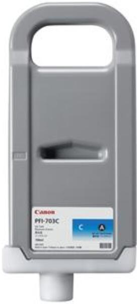 Canon Tintenpatrone cyan PFI-703C
