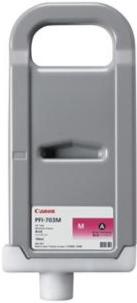 Canon Tintenpatrone magenta PFI-703M