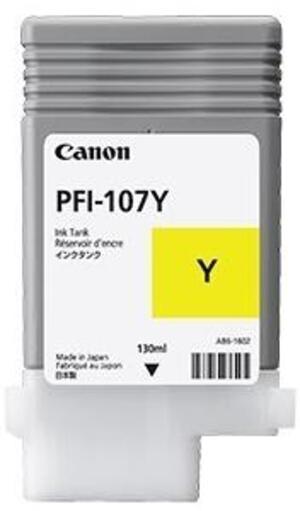 Canon Tintenpatrone yellow 6708B001