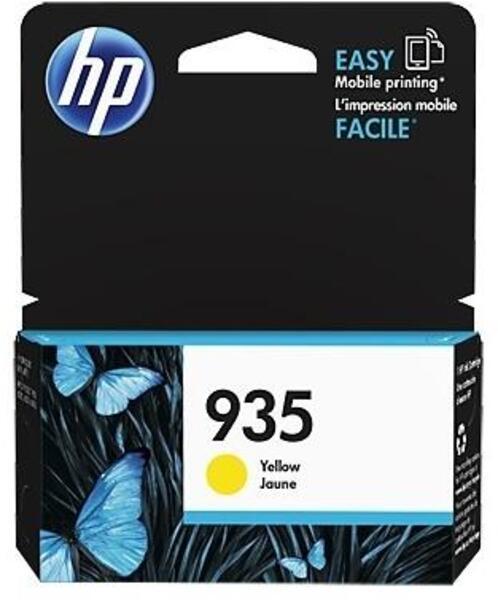 HP Ink Cart/935 Yellow C2P22AE