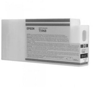 EPSON Tinte matt schwarz 350ml T596800