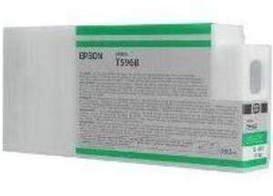 EPSON Tinte grün 350ml T596B00