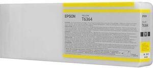 EPSON Tinte gelb 700ml T636400